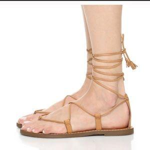 063e87e99779 Women s Madewell Lace Up Sandals on Poshmark